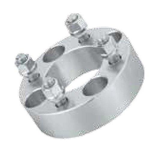 QuadBoss Wheel Spacers - 4/137 (12mm Stud) Bolt Pattern - 1.5in. 150-4137110-12125 by Quadboss