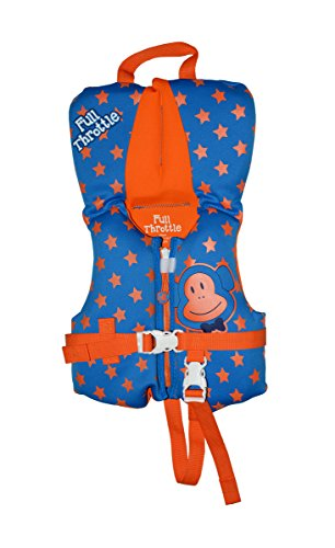 - Full Throttle Infant Neoprene Life Jacket, Blue