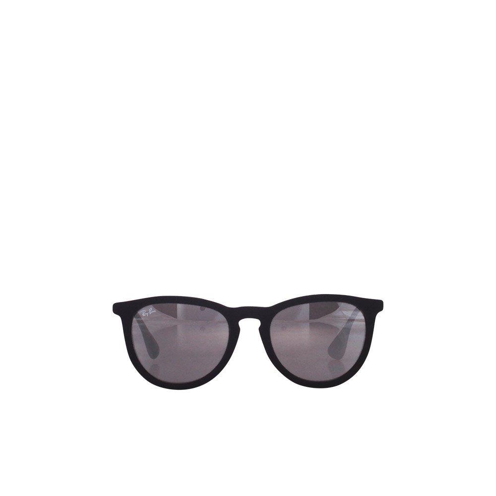 Ray-Ban Women's Erika Velvet Sunglasses, Black, One Size by Ray-Ban