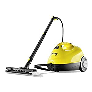 Karcher sc 1020 multi use steam vacuum cleaner yellow and black 1 2l 1500w 220v for Karcher pulitore a vapore sc 5