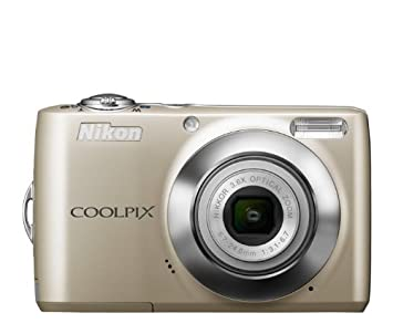 Buy Nikon Coolpix L24 Digital Camera With 3 6x Optical Zoom Silver Online At Low Price In India Nikon Camera Reviews Ratings Amazon In