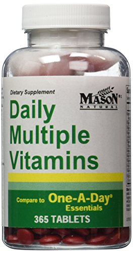 DAILY MULTIPLE VITAMINS compare to ONE A DAY ESSENTIALS®