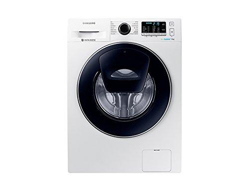 Samsung WW90K5410UW Independiente Carga frontal 9kg 1400RPM A+++ ...