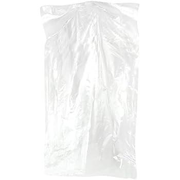 Amazon.com: Hangerworld Paquete de 20 fundas de polietileno ...