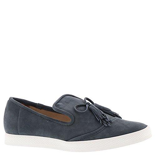 All Black Nappa Sneaker Da Donna Slip On Dark Grey