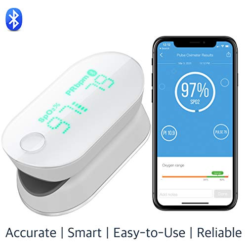 iHealth Air Wireless Fingertip Pulse...