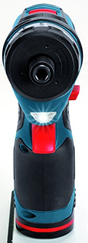 Bosch PS21-2A 12-Volt Max Lithium-Ion 2-Speed Pocket Driver Kit with 2 Batteries, Charger and Case by Bosch (Image #3)