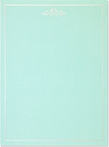 - Blue Elegance Boxed Stationery by Peter Pauper Press (October 01,2007)