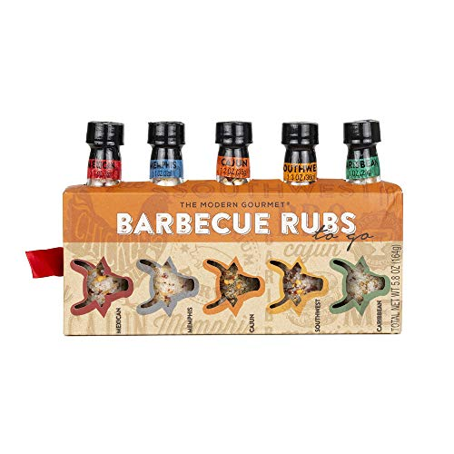 Thoughtfully Gifts Barbecue Rubs