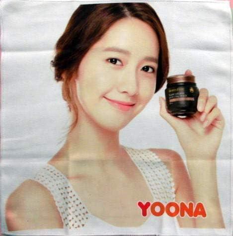 少女時代 ユナ 韓国製 ハンカチ タオル YN