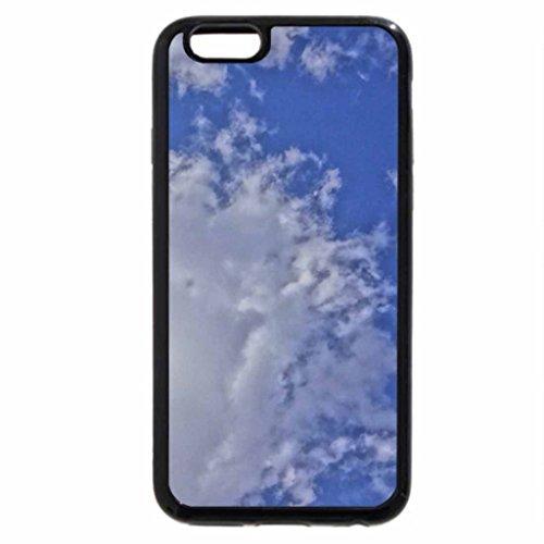 iPhone 6S / iPhone 6 Case (Black) clouds