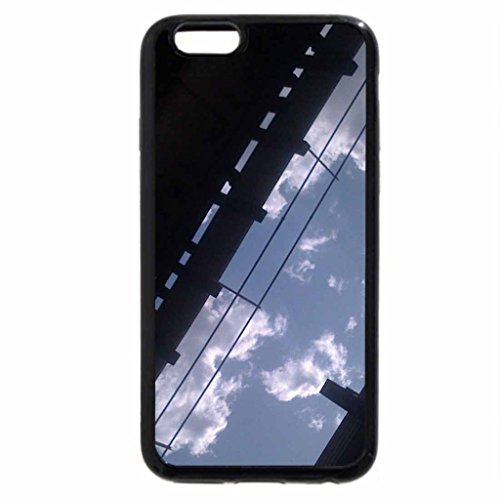 iPhone 6S / iPhone 6 Case (Black) Sky showing above overpass