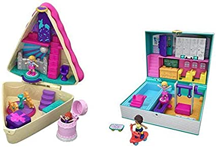 Polly Pocket Big Pocket World Flamingo