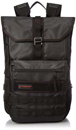 """Timbuk2 Spire MacBook Laptop Backpack, Black, 15"""""""