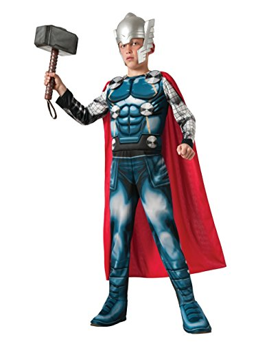 Thor Movie Classic Muscle Child Costume - Large]()
