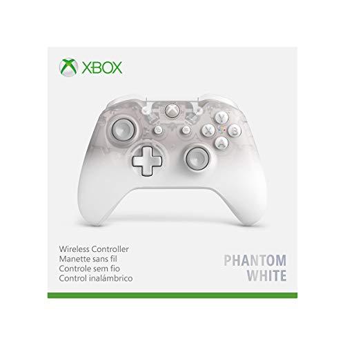 41mE3MthsrL - Xbox Wireless Controller - Phantom White Special Edition