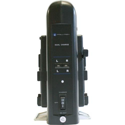 Intellytech Dual Battery Charger. Quick Charge - V-Mount by Intellytech (Image #2)