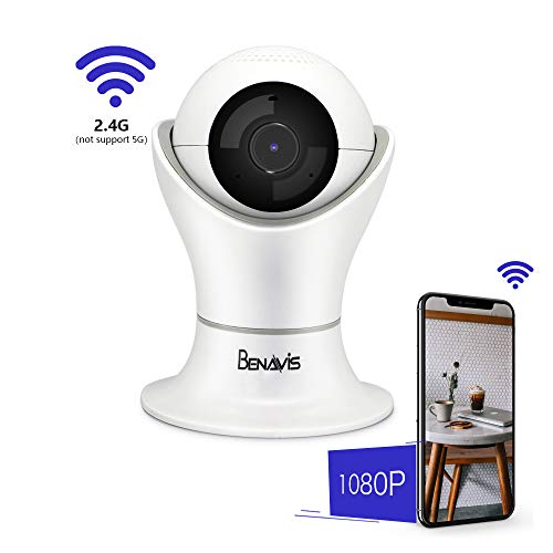Cheap WiFi Security Camera 1080P, 3D Navigation View, Wireless Full HD 2MP 1920 x 1080, Cloud Storage Optional, Indoor Home Usage IP Cameras, Surveillance CCTV Cam Systems