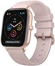 Relógio Amazfit GTS A1914 Global Versão - Rose Pink (Rosa)