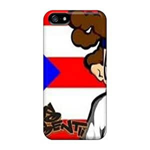 Defender Case For Iphone 5/5s, Latinos Pattern