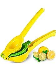 GEHARTY Metal Lemon Lime Squeezer - Manual Citrus Press Juicer