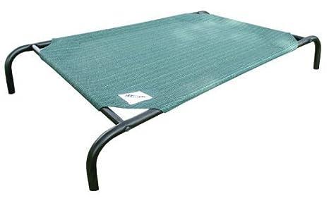 Coolaroo cama elevada Pet Pequeño Brunswick, color verde por Gale Pacific, EE. UU.: Amazon.es: Productos para mascotas