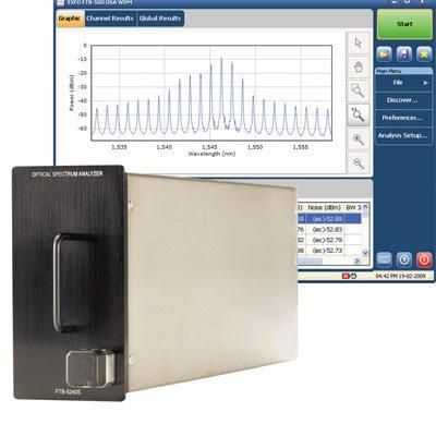 FTB-5240S-XX Optical Spectrum Analyzer