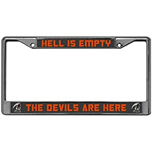 Amazon com: GND License Plate Frame Halloween License Plate