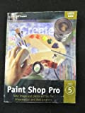 img - for PAINT SHOP PRO VERSION 5 USER'S GUIDE book / textbook / text book