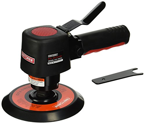 Craftsman Pneumatic Dual Action Sander Model 19976