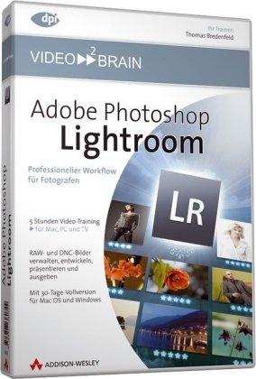 Adobe Photoshop Lightroom - 5 Stunden Video-Training auf DVD: Professioneller Workflow für Fotografen - 5 Stunden Video-Training auf DVD (AW Videotraining Grafik/Fotografie)