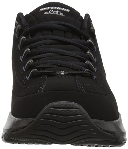 Women's D'Lite Skechers Ultra Sneaker Fashion Reverie Black dqUxUO