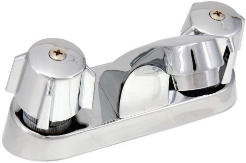 1.8 Gpm Lead Free Chrome Proplus 2498343 Lavatory Faucet with Two Handles