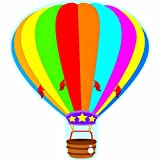 CARSON DELLOSA HOT AIR BALLOON TWO SIDED (Set of 24)