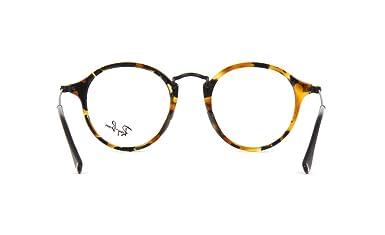 188d51cd6 Óculos de Grau Ray Ban Round Fleck RX2447V 5491-49: Amazon.com.br: Amazon  Moda