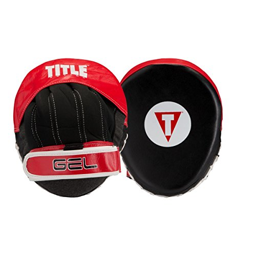 TITLE Boxing Gel Vortex Micro Mitts (Micro Boxing Mitts)