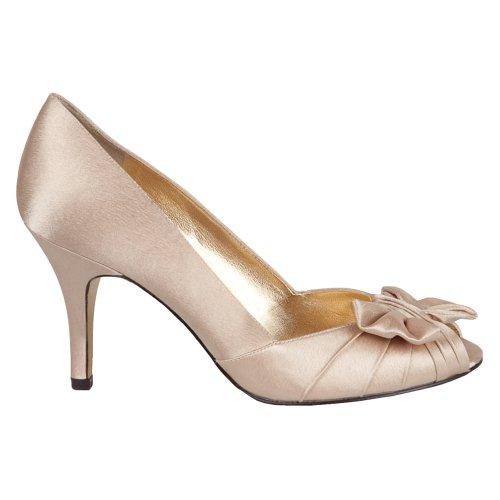 Forbes01 Occasion Sandali Royal Special Bridal Nina Azul Forbes Neob Satin Donna Gold qxCaF6w