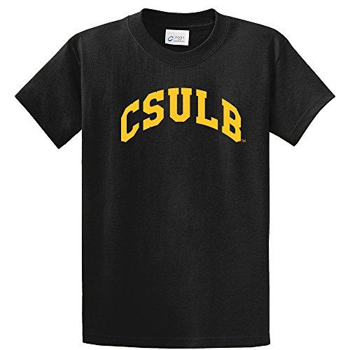 NCAA Long Beach State 49Ers Youth T-Shirt, Black, Medium