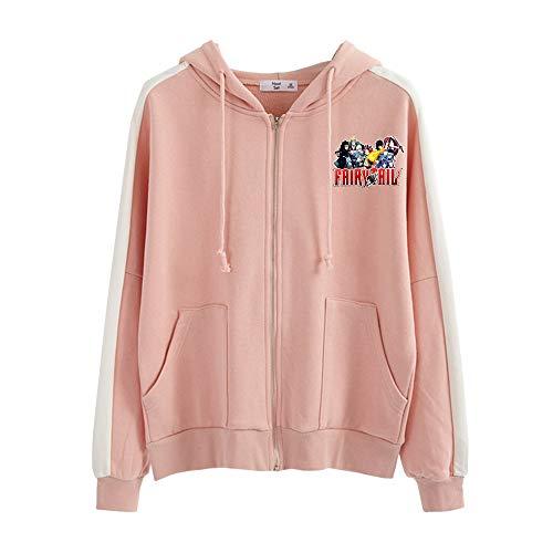 Au La Hommes Veste Pink29 Chaud Femmes Tail Zipper À Sweats Avec Et Pour Élégant Garder Ouatinée Pull Sports Unisexe Fairy Vêtement Capuche D'extérieur qFxgFTO