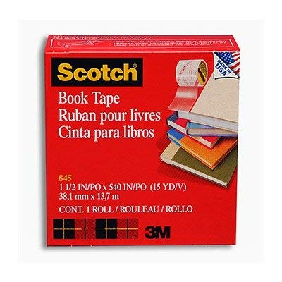 SCBMMM84515-7 - 3M SCOTCH BOOKBINDING TAPE pack of 7