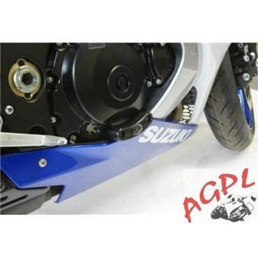 Price comparison product image SUZUKI 1000 GSXR-07 / 08-GSX-S1000 S-15 / 17-SLIDER PROTECTION CARTER MOTEUR DROIT-443630
