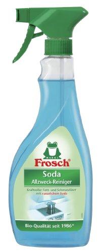 Frosch Soda Allzweckreiniger, 8er Pack (8 x 500 ml)