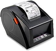 Impressora Térmica Código De Barras Etiquetas Qr Code 80mm