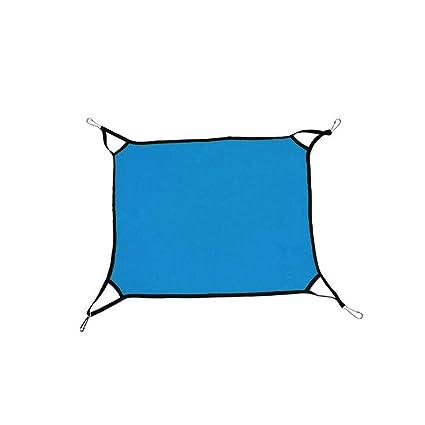 mi ji Mascota Hamaca Reversible 2 Lados Gato hamacas Bed Uso de la Jaula o Silla cómoda Mascota Colgantes Cama ...