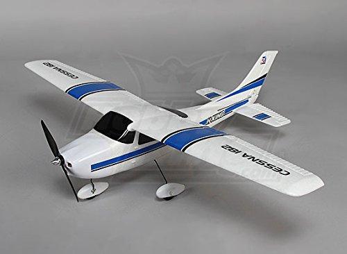 Brushless powered light aircraft plane
