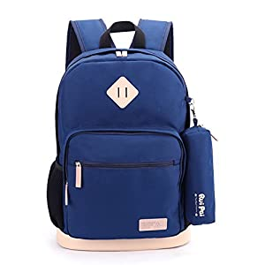 Amazon.com: Kids Waterproof Backpack for Elementary or Middle ...