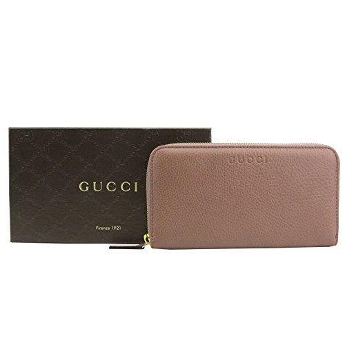 Gucci Continental Long Wallet - Gucci Zip Around Tan Leather Long/Continental Wallet With Logo 363423 6820