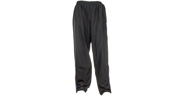 Puma para Hombre Negro Pantalones de chándal XXX-tamaño Grande ...
