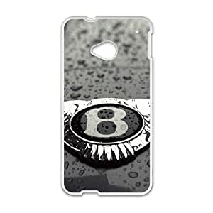 Happy Bentley sign fashion cell phone case for HTC One M7