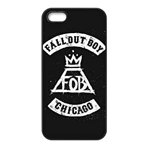 iPhone 5,5S Cell Phone Case Black Fall out boy ATF025668
